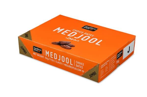 5 kg Jumbo Choice Medjool Datteln