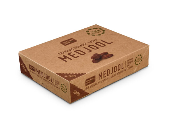 5 kg Premium Bio Medjool Datteln