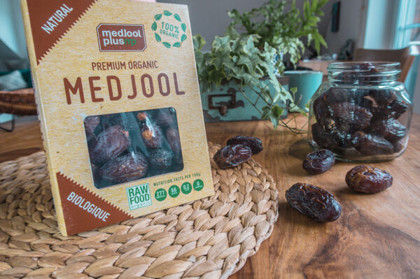 Premium Bio Medjool Datteln