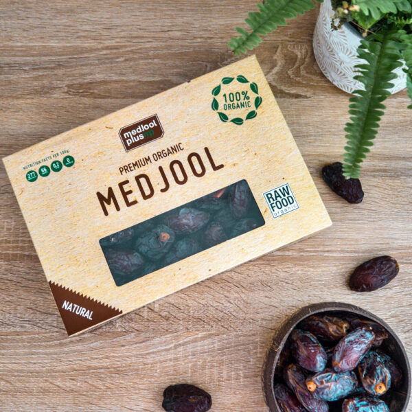 2 kg Premium Bio Medjool Datteln Jumbo
