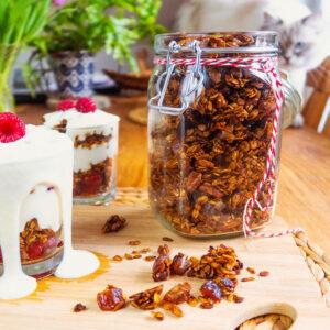 Homemade Granola - Die eigene Müslimischung