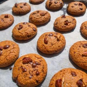 Pekan-Schoko-Kekse